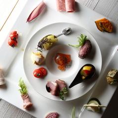 料理メニュー写真アンティパストブラッター<5種・10種>
