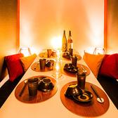 ■プライベート空間■女子会、デート、接待でのご利用も◎少人数様から、団体様までご利用可能な個室を多数完備!会社帰りの宴会や女子会、合コンなど多様なニーズに対応!