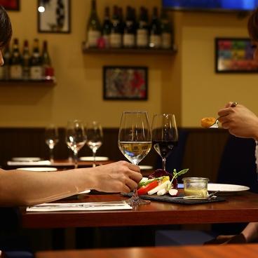 ワールド ワイン ダイニング World Wine Dining グランキャトルの雰囲気1