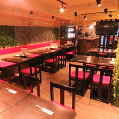 アサヒビアレストラン 肉バル ENZO 福島店の雰囲気1