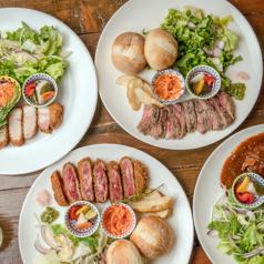 バルコラボ 肉バル 浦添市役所前店の写真