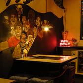 韓国酒場 ニクヤクンダの雰囲気3