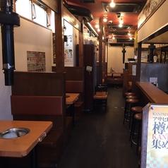 あみ焼元祖しちりん 守谷中央東口店の雰囲気1