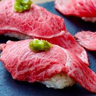 肉寿司あります!
