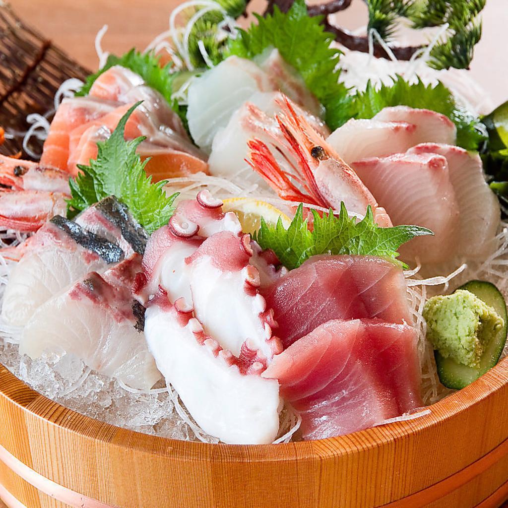 全177種食べ飲み放題×個室居酒屋 魚ろ魚ろ 札幌すすきの店|店舗イメージ5