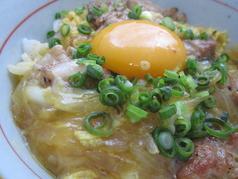 料理メニュー写真北海道産の鶏肉ともみじ玉子のトロトロ親子丼
