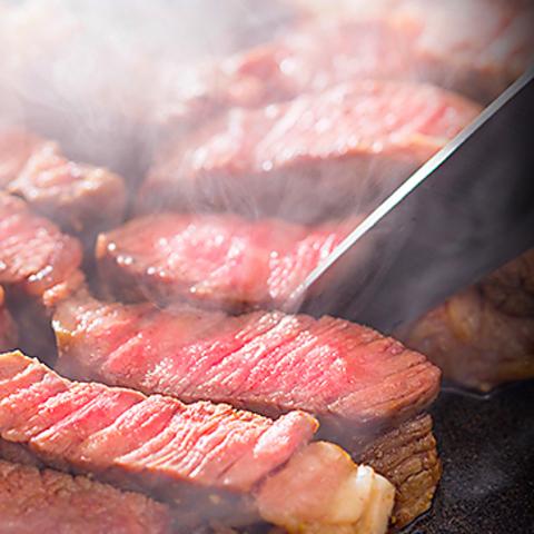 肉バル × ステーキレストラン 少し大人な空間で楽しい時間を☆
