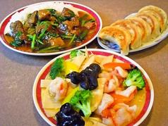 中国名菜青葉の写真