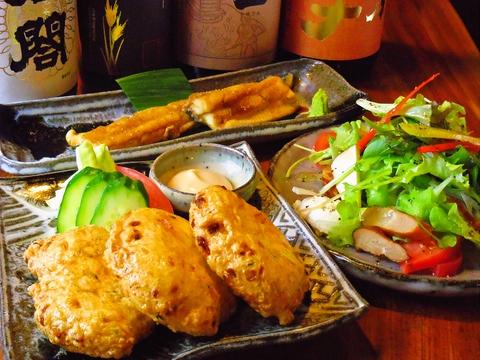 唐津の魚介の旨みをリーズナブルな価格で楽しめる古民家風海鮮居酒屋。