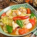 料理メニュー写真Cumi Cumi Goreng Sayur チュミチュミ ゴレン サユール