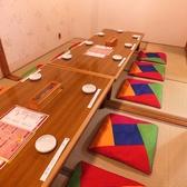 韓国家庭料理 南大門の雰囲気3