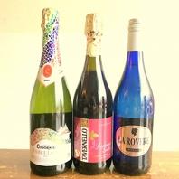 企画ワイン等、ワインリスト以外もご用意しています。