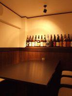 4・6人掛けテーブル席♪