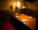 個室でランチ宴会