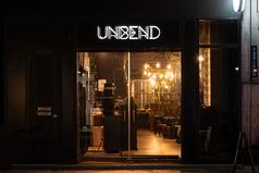 カフェバー アンベンド cafe&bar UNBENDの外観1