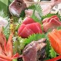 料理メニュー写真【おかげ家名物!】大漁桶盛り