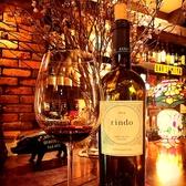カクテルはもちろん、ワインも豊富にご用意!お気に入りの一杯を自慢のお料理とお愉しみください