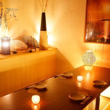 九州料理 かこみ庵 かこみあん 宮崎橘通西店の雰囲気1