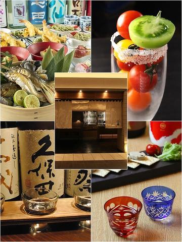 当店では100種類以上の日本酒を11段階による【温度飲み】にてご堪能頂けます。