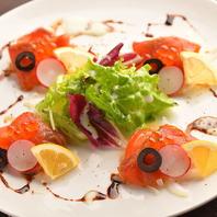◆季節の旬を盛り込んだお料理