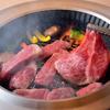焼肉としゃぶしゃぶ 肉の鶴々亭