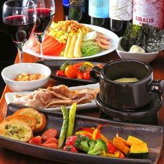 Oyg bar&dining 雑食の写真