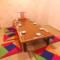 韓国家庭料理 南大門の雰囲気1