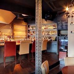 バー アクイール Bar Accueilの雰囲気1