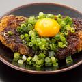 料理メニュー写真梵天風タレカツ