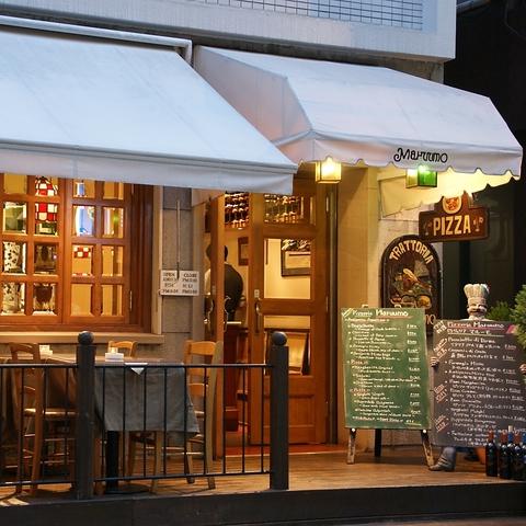 赤坂で40年の歴史を持ったイタリアン☆お料理や店内は本場イタリアを忠実に再現!