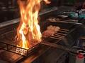 料理メニュー写真薩摩赤鶏もも焼き(ハーフ/一人前)