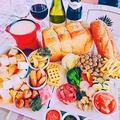 料理メニュー写真インフィニティチーズフォンデュ(おかわりチーズ)
