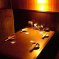個室(2~6名様用)のお席は人気が高いので、是非ご予約ください♪デートや女子会などプライベート感にお使い頂ける人気のお部屋です!美味しいアラカルト料理やお得な飲み放題などもご用意致しております、周囲の目を気にせず楽しいひとときをお過ごしくださいませ♪お席の空き状況やご相談などもお待ち致しております!