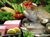 和牛や旬食材、素材にこだわった料理が多数
