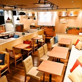 瓦 kawara CAFE&KITCHEN 吉祥寺PARCO店の雰囲気2
