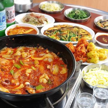 韓国屋台料理 ナッコプセ ナム 木屋町店のおすすめ料理1