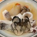 料理メニュー写真海鮮野菜蒸し