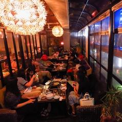 ソファダイニング&テラス ガーデン Sofa Dining&Terrace Garden 鹿児島天文館店の写真