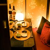 新橋での宴会・パーティにオススメの個室を少人数のお席から大人数のお席までラインナップを豊富にご用意しております!バル独特の明るい空気の中楽しい時間をお過ごしください。