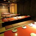 70名様以上個室 【最大268名様】まで★※系列店との併設店舗です。