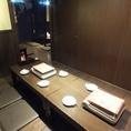 換気扇付き完全個室あります。かんき抜群!他のお客様との接触ほとんどなし!