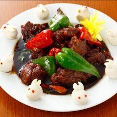 オーダー式食べ放題 本格中華 福家のおすすめポイント1