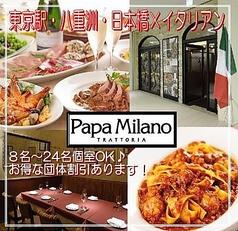 パパミラノ 八重洲店の写真