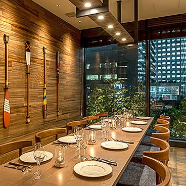 ロサンジェルス バルコニー テラスレストラン&ムーンバー Los Angeles balcony Terrace Restaurant&Moon Barの雰囲気1