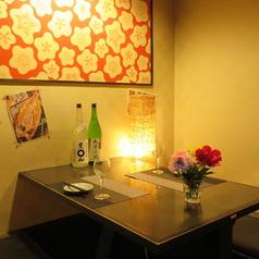 個室居酒屋 美食屋 琴似店の写真