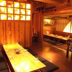 カインドハウス 名菜酒房 浦和店の雰囲気1