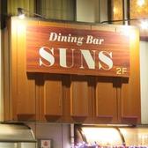 Dining Bar SUNSの雰囲気3