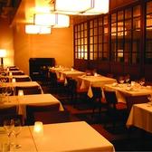 8Fメインダイニングのレストランフロア<夜>