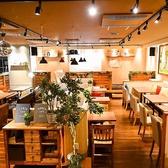 瓦 kawara CAFE&KITCHEN 吉祥寺PARCO店の雰囲気3