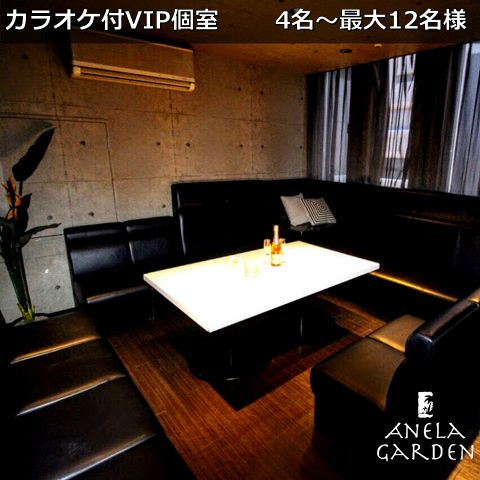Party Lounge & Bar ANELA GARDEN(アネラガーデン)|店舗イメージ5